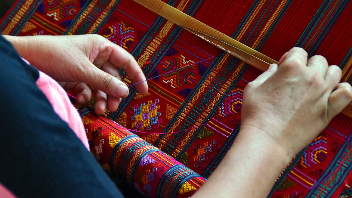 Weaving and Weavers